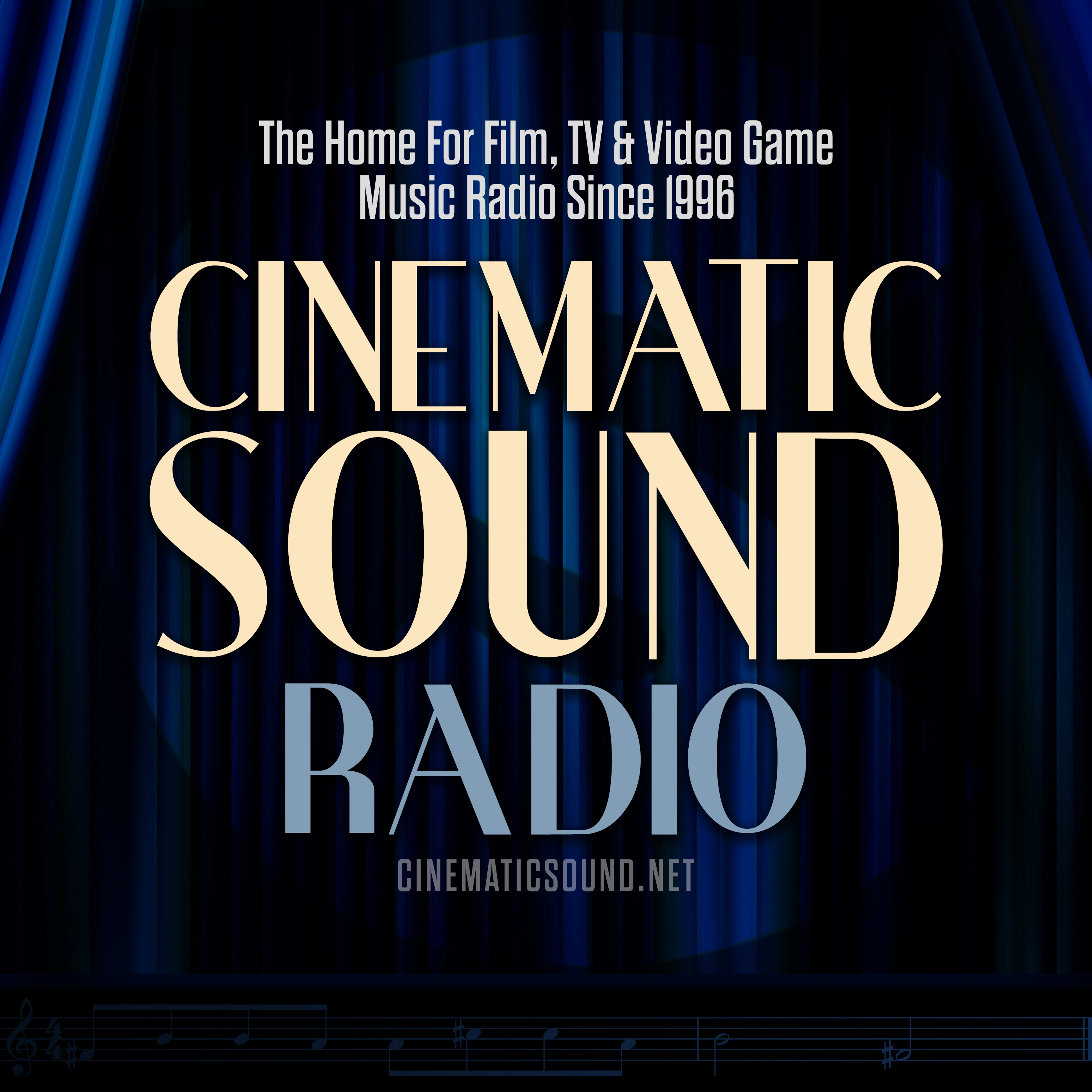 Cinematic Sound Radio - Soundtracks From Films, TV and Video Games